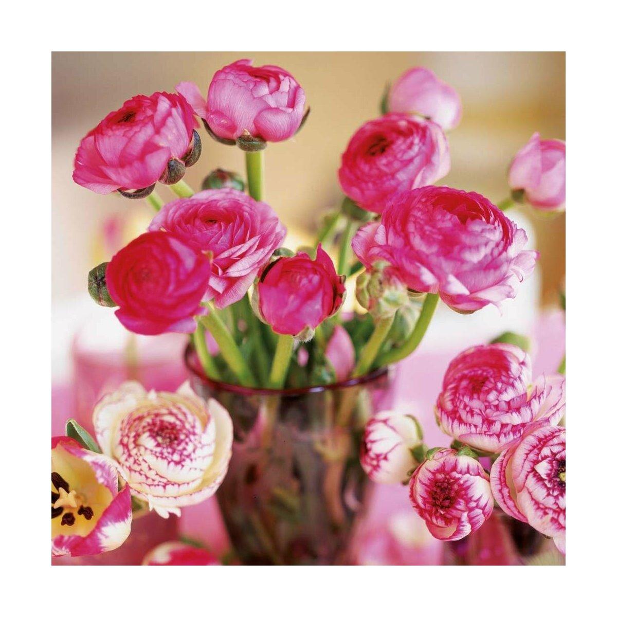 calendrier 2017 bouquets de fleurs du jardin avec poster offer. Black Bedroom Furniture Sets. Home Design Ideas