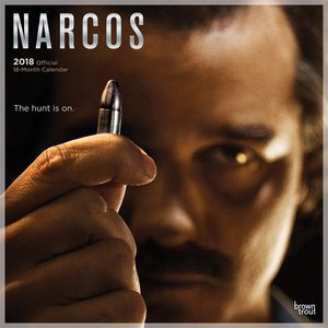 Calendrier 2018 Narcos