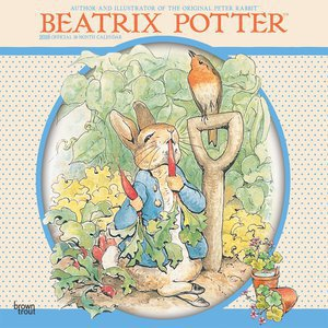Calendrier 2018 Beatrix Potter Jeannot Lapin