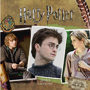 Calendrier 2018 Harry Potter