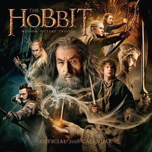 Calendrier 2018 The Hobbit
