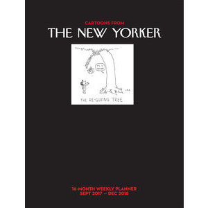 AGENDA DESSINS THE NEW YORKER 2018