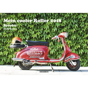 Maxi Calendrier 2018 Scooter