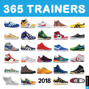 Calendrier 2018 Chaussure sneaker