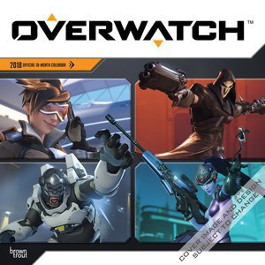 Calendrier 2018 Overwatch