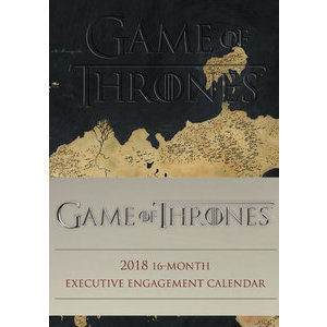 AGENDA GAME OF THRONE 2018