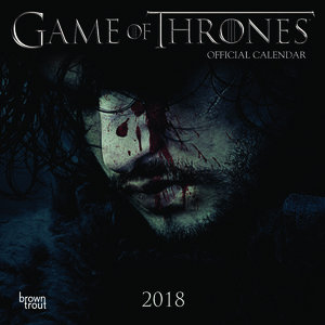 Mini calendrier 2018 Game of throne