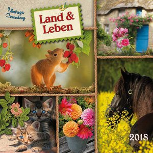 Calendrier 2018 Campagne Vintage AVEC POSTER OFFERT