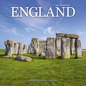 Calendrier 2019 Angleterre