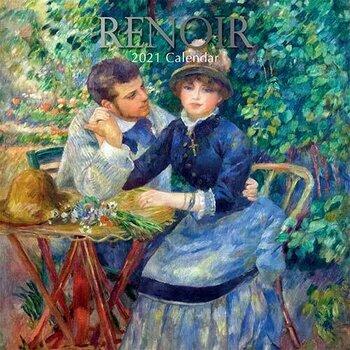 Calendrier 2021 Auguste Renoir