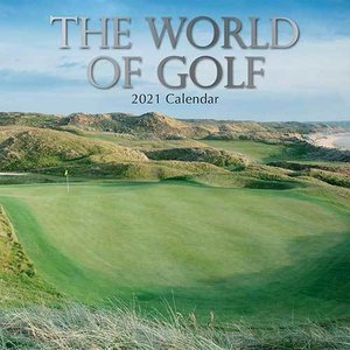 Calendrier 2021 Golf