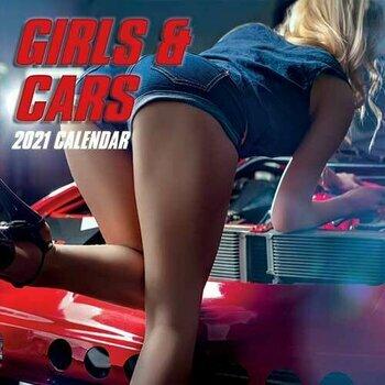 Calendrier 2021 Hot Femme Calendrier 2021 Sexy femme et voiture