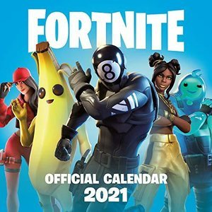 Calendrier 2021 Fortnite
