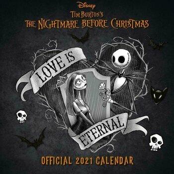 calendrier L'étrange Noël de Mr Jack 2021