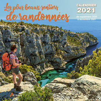 Calendrier 2021 Sentiers de randonnées