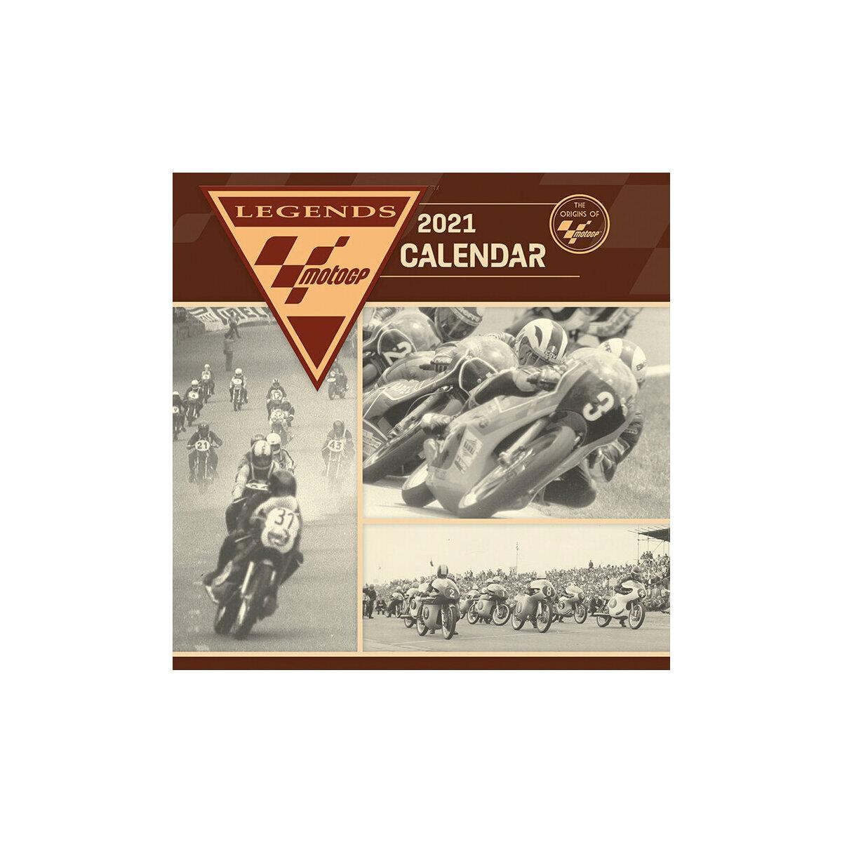 calendrier Moto Grand Prix 2021