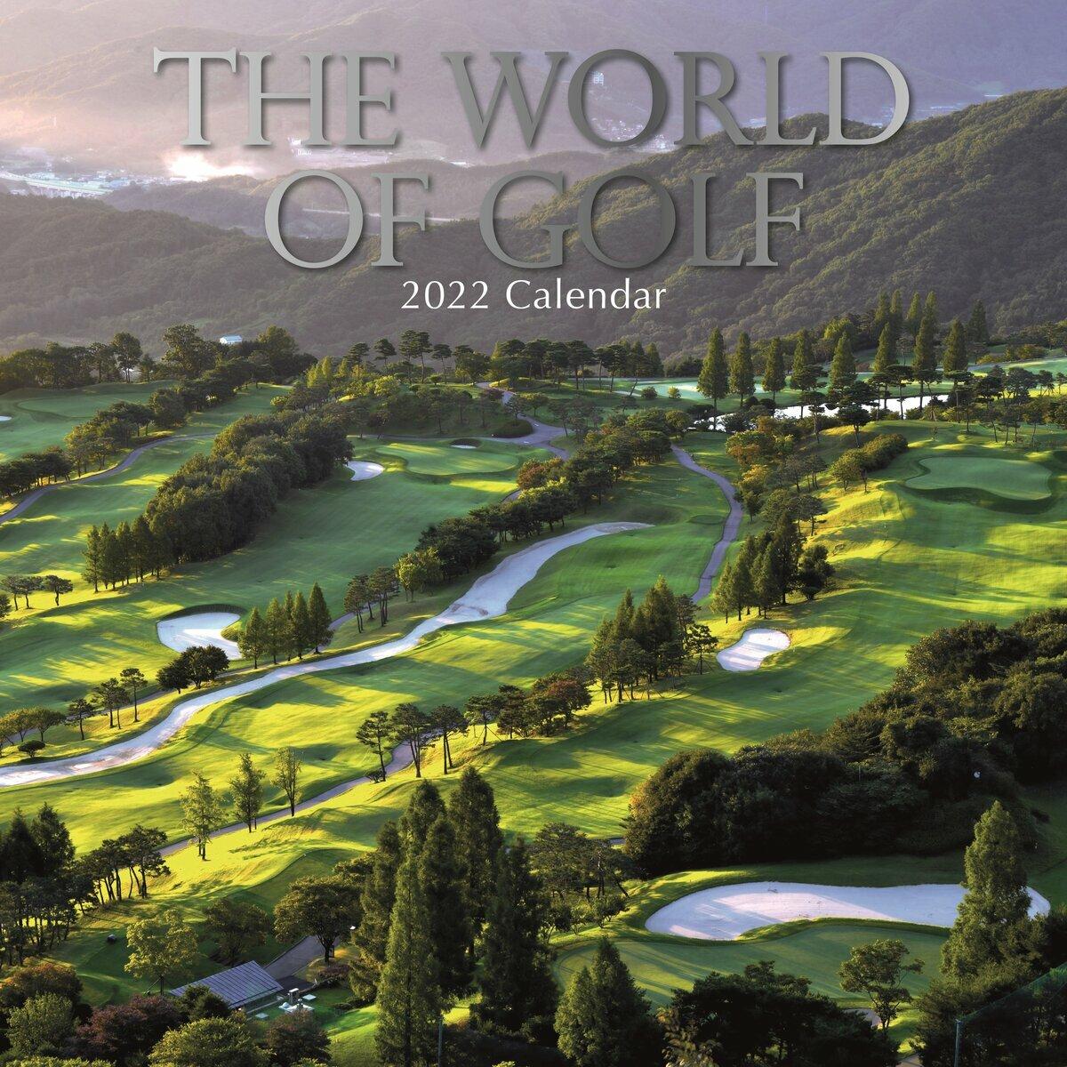 Calendrier Golf 2022 Calendrier 2022 Golf