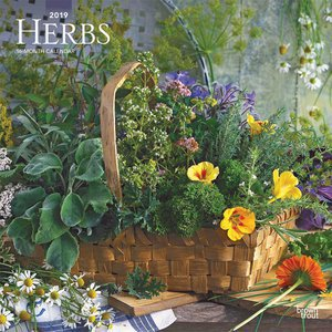 Calendrier 2019 Herbes aromatiques