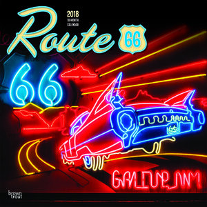 Calendrier 2018 Route 66