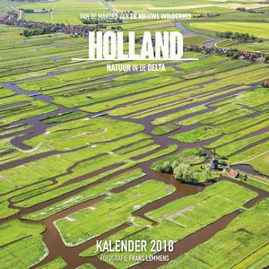 Calendrier 2018 Hollande Pays bas Nature