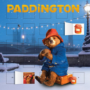 Calendrier de L'Avent Ourson Paddington
