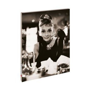 Carnet de note Audrey Hepburn - Notebook