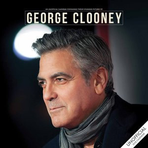 Calendrier 2018 George Clooney