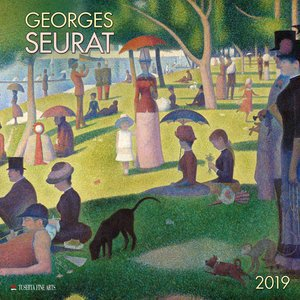 Calendrier 2019 Georges Seurat