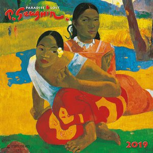 Calendrier 2019 Paul Gauguin