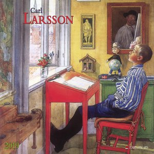 Calendrier 2019 Carl Larsson
