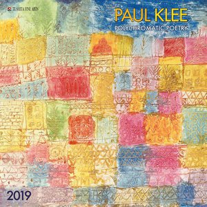 Calendrier 2019 Paul Klee Polychrome