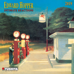 Mini calendrier 2019 Edward Hopper