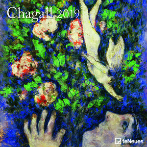 Calendrier 2019 Marc Chagall