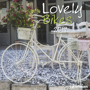 Calendrier 2019 Jolie bicyclette