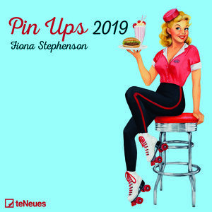 Calendrier 2019 Pin up retro