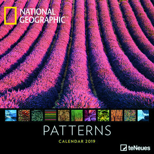 Calendrier 2019 National Geographic Nature
