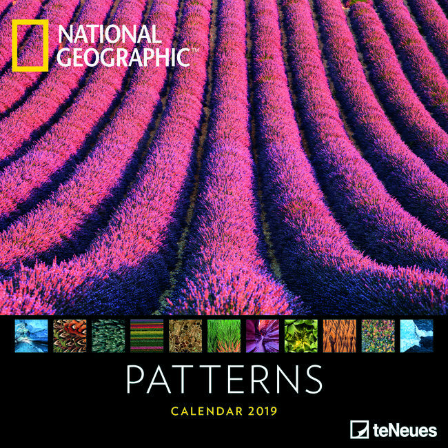 Achat Calendrier 2019.Calendrier 2019 National Geographic Nature