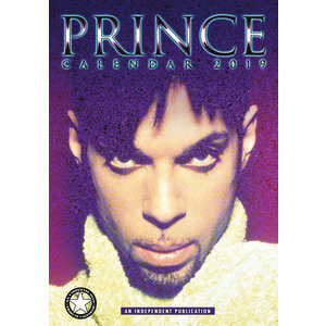 Calendrier 2019 Prince A3