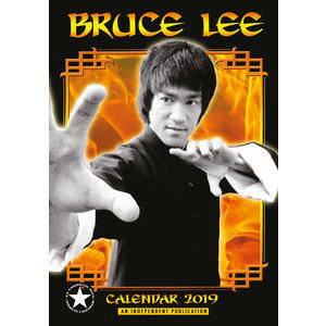 Calendrier 2019 Bruce lee format A3