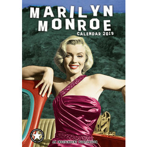 Calendrier 2019 Marilyn Monroe format A3