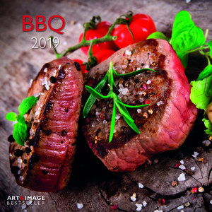Calendrier 2019 Barbecue avec poster offert