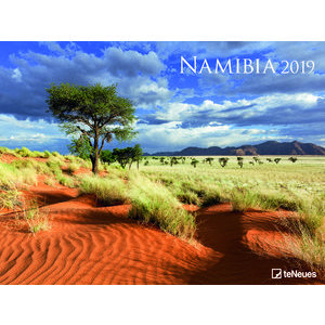 Maxi Calendrier Poster 2019 Namibie