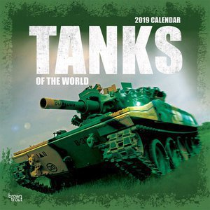 Calendrier 2019 tanks