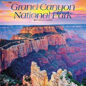 Calendrier 2019 Grand Canyon