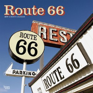 Calendrier 2019 Route 66