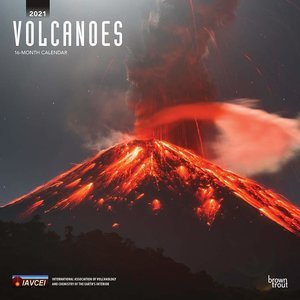 Calendrier 2021 Volcan