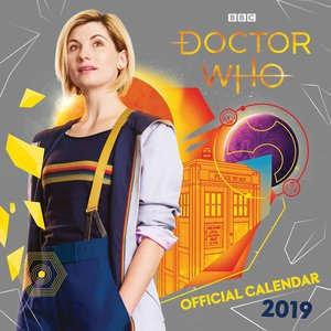 Calendrier 2019 Docteur Who