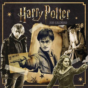Calendrier 2019 Harry Potter
