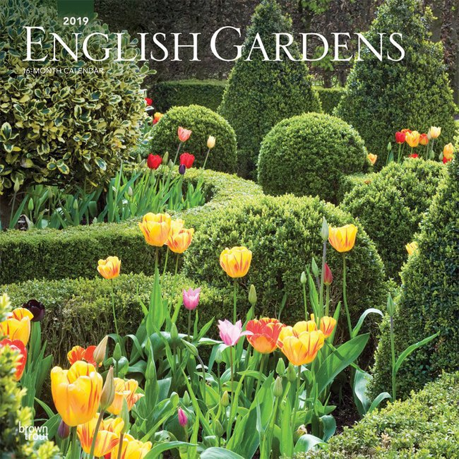 Landscaping Ideas In 2019: Calendrier Jardin Anglais 2019