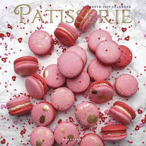 Calendrier 2019 Patisserie